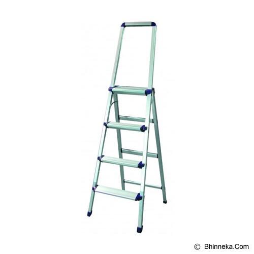 KRISBOW Aluminium Step Ladder [KW0101834] - Tangga
